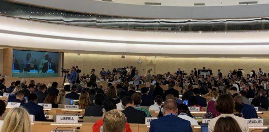 UN-Menschenrechtsrat: Klimawandel trifft insbesondere Frauen