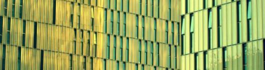 Das Bild zeigt die Fassade des EuGH. Foto: Bjorn Giesenbauer. Dieses Bild steht unter einer Creative Commons Lizenz.