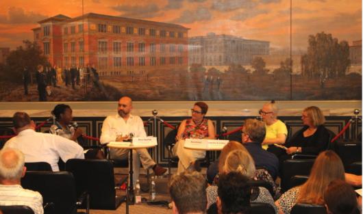 70 Jahre Grundgesetz im Rathaus Schöneberg im Juni 2019
