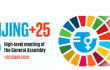UN General Assembly celebrates Beijing+25: Accelerating gender equality