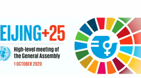 UN General Assembly celebrates Beijing+25: Accelerating gender equality