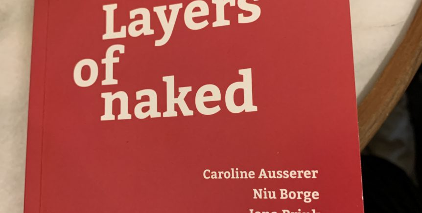 Layers of naked - queer short stories